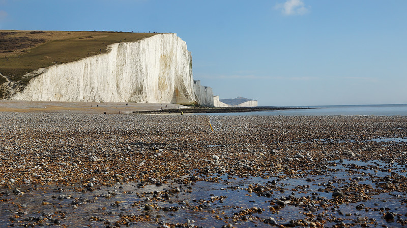 Cuckmere Haven - East Sussex