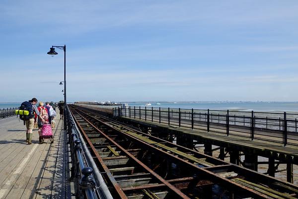 Ryde Pier - Isle of Wight