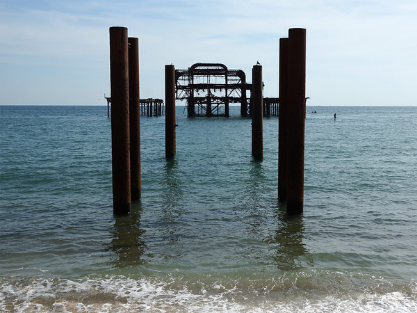 Brighton - West Pier - Entropy at Work