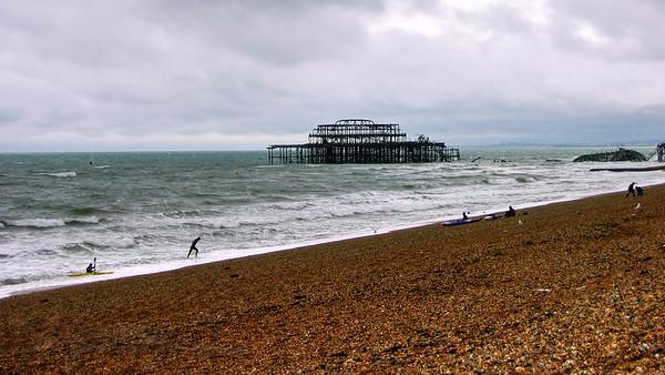 Brighton West Pier - 2005