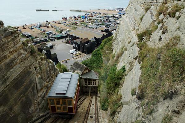 Hastings - East Hill Funicular Railway
