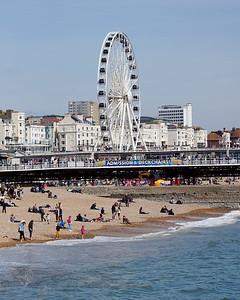 Brighton - Ferris Wheel - 2014
