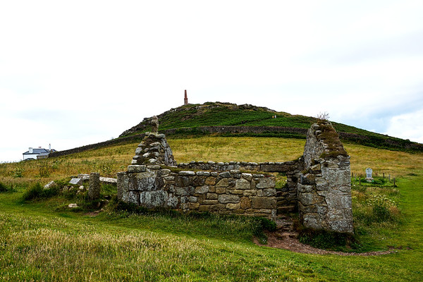 St Helen's Oratory at Cape Cornwall
