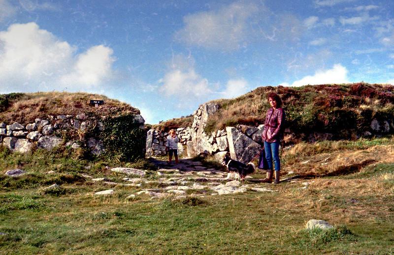 Cornwall - Carn Euny