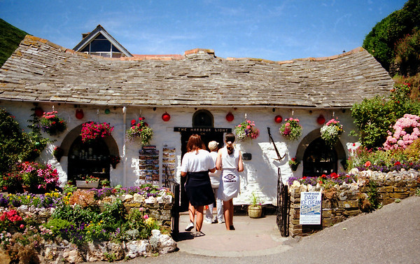 Harbour Light Tearoom - Boscastle