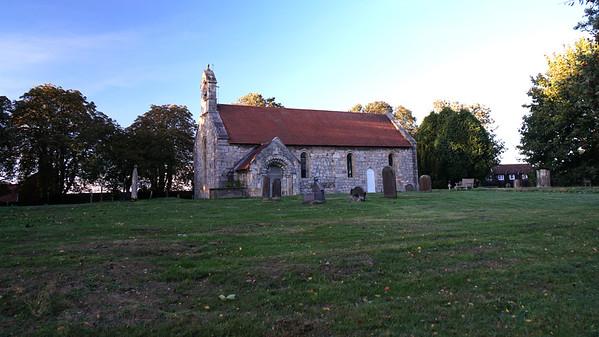 St Nicholas Church - Askham Bryan