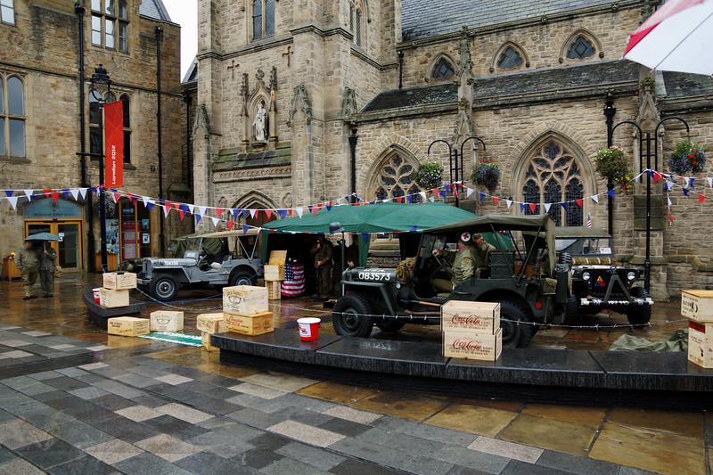 Market Square - Durham