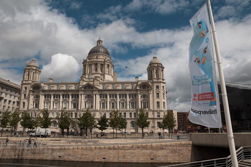 Port of Liverpool Building