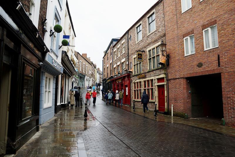 Durham - Saddler Street, Durham