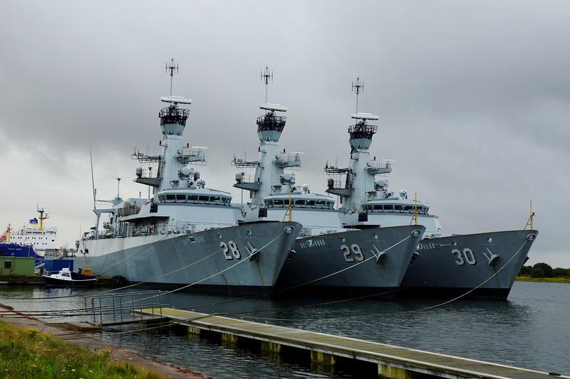 Barrow in Furness - Bung Tomo Corvettes