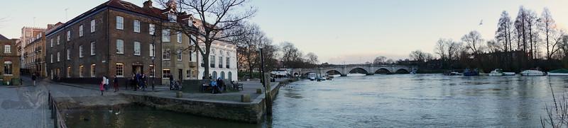 High Water at Richmond
