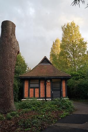 John Innes Park - English Domestic Revival Toilet Block