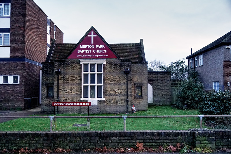 Merton Park Baptist Church