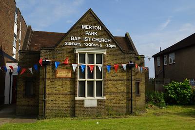 Merton Park Baptist Church