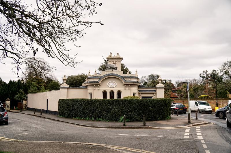 Stag Lodge - Wimbledon