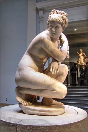 'Crouching Venus' - British Museum