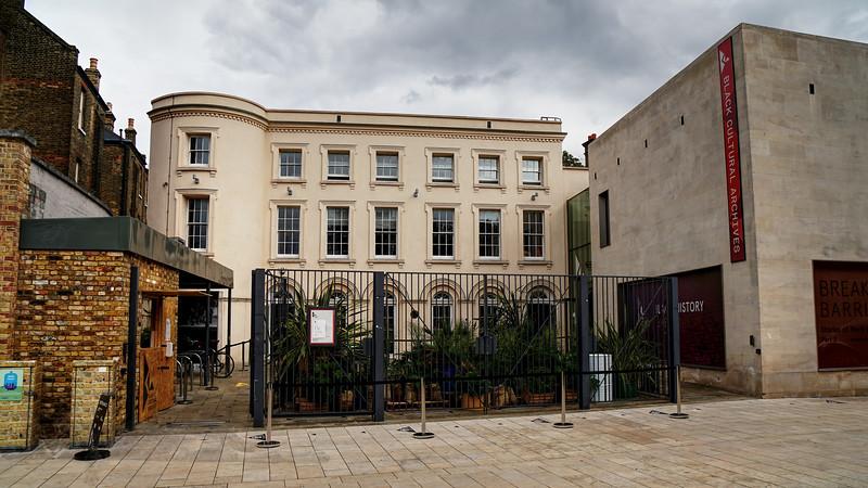 Brixton - Black Cultural Archives