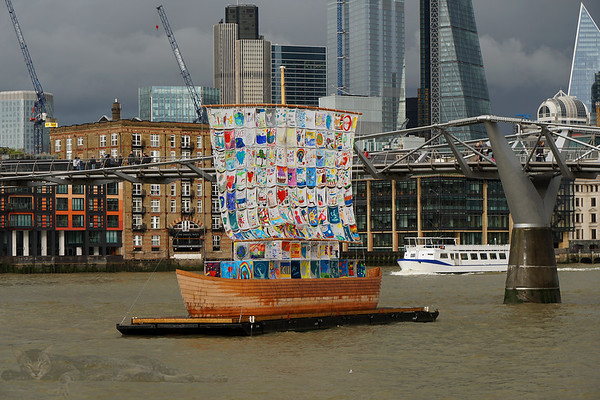The Ship of Tolerance - London