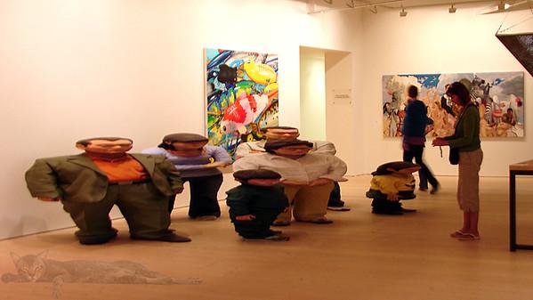 Saatchi Gallery - Korean Eye Exhibition