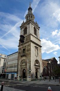 St Mary le Bow Church - London
