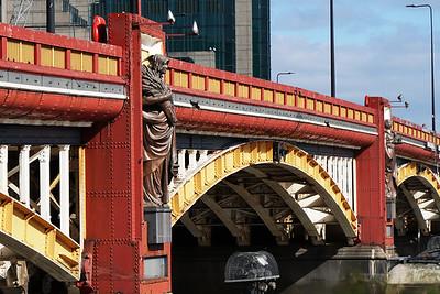 Vauxhall Bridge - Agriculture & Architecture