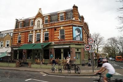 The Prince Regent Pub - Herne Hill