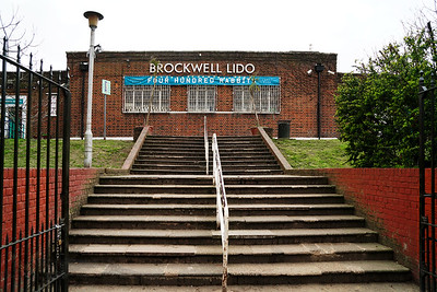 Brockwell Lido - Herne Hill