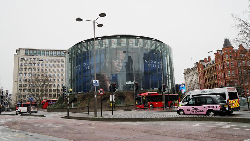 Imax Theatre - Waterloo