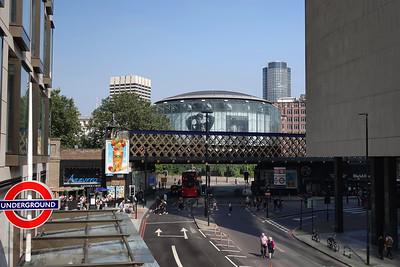IMAX Cinema and Railway Bridge