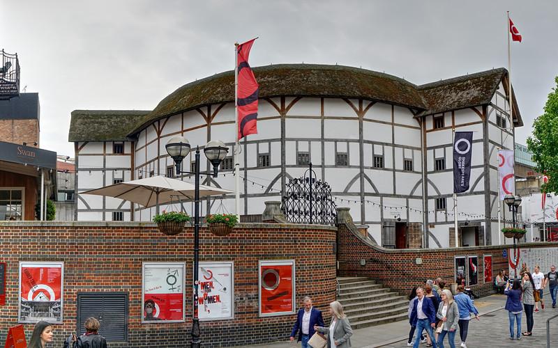 Globe Theatre - London