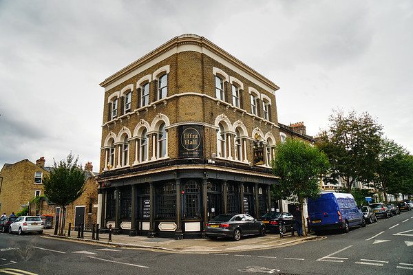 Brixton - Effra Hall Tavern