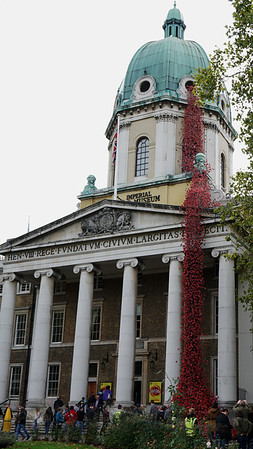 Imperial War Museum - Poppies