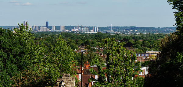 Edge Hill - Panorama