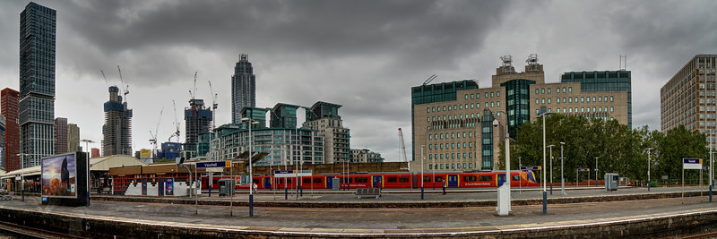 Vauxhall Station - London