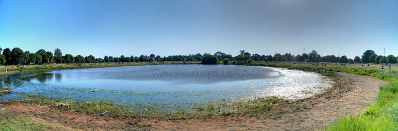 Wimbledon Common - Rushmere Pond
