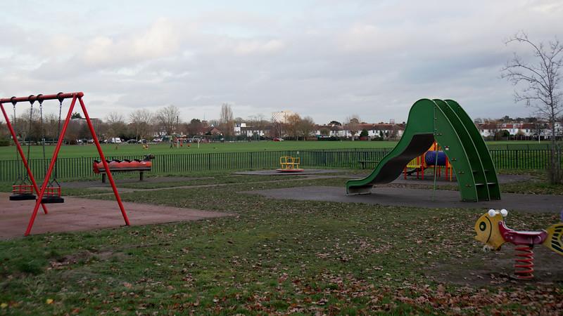 Joseph Hood Recreation Ground