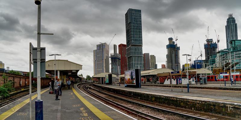 Vauxhall Station - London