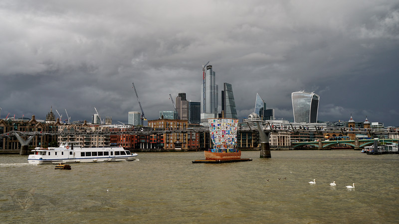 London Skyline from Bankside