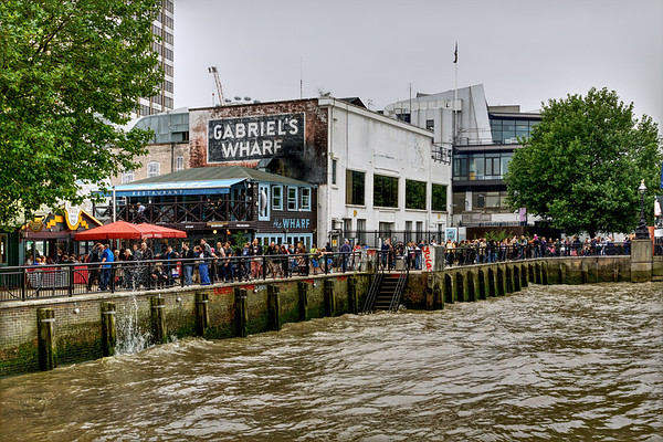 Gabriel's Wharf - London