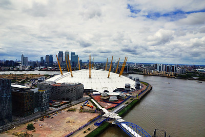 Millennium Dome - London