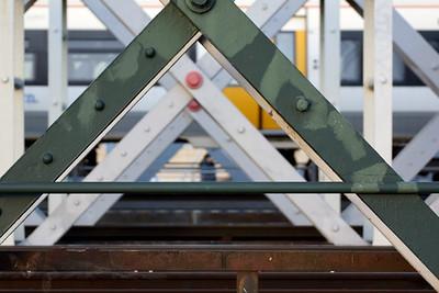Hungerford Railway Bridge