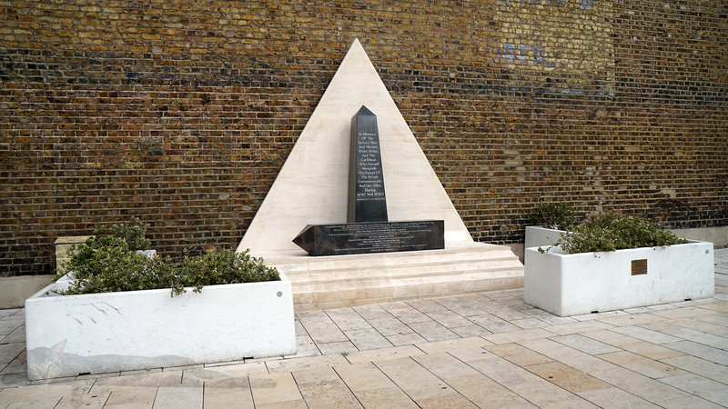 Brixton - African and Caribbean War Memorial