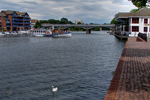 Kingston upon Thames - River Thames