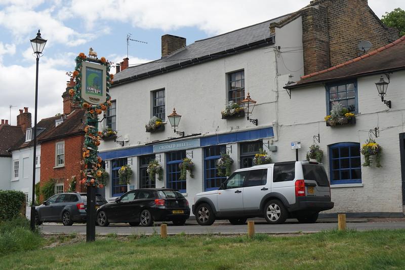 Crooked Billet Pub - Wimbledon Common