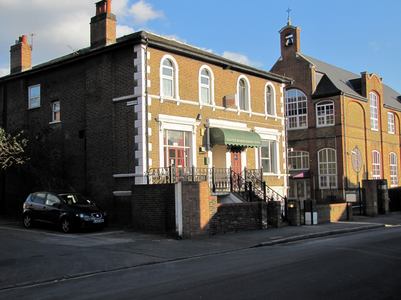 South Wimbledon Club - Russell Road