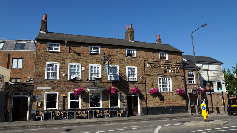 The Rose and Crown Public House