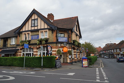 The Leather Bottle Public House