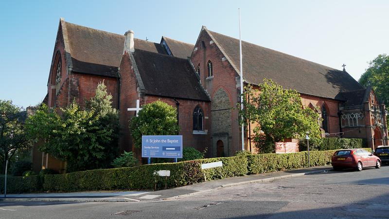 St John the Baptist Church - Wimbledon