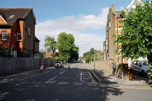 Avebury Road - Wimbledon
