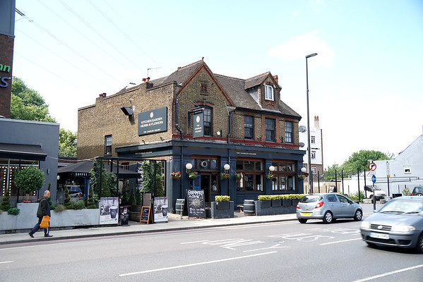 The Charles Holden Pub